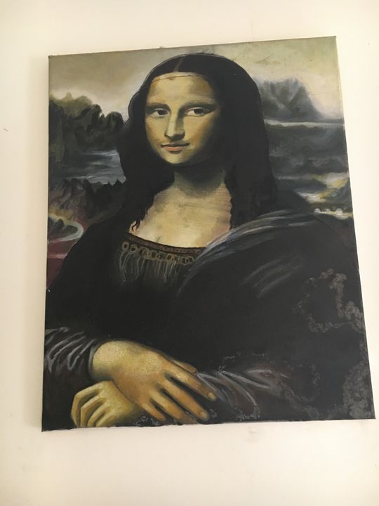 Monalisa painting for sale - Rami