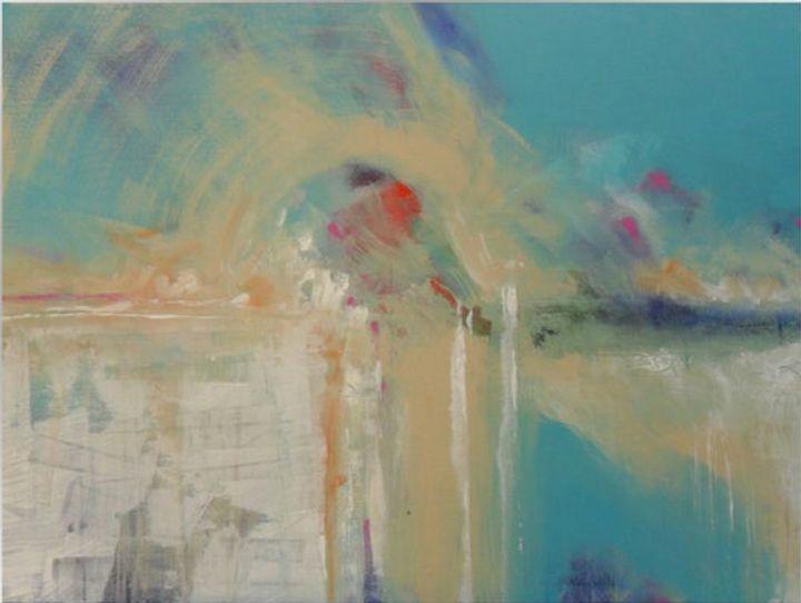 Utah Sun - Original Painting - Skye Taylor Galleries