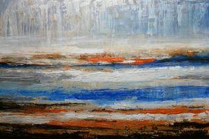 Orange Reflection - Original
