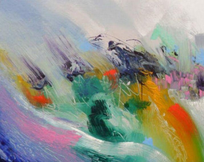 Beyond the Sea - Original Painting - Skye Taylor Galleries
