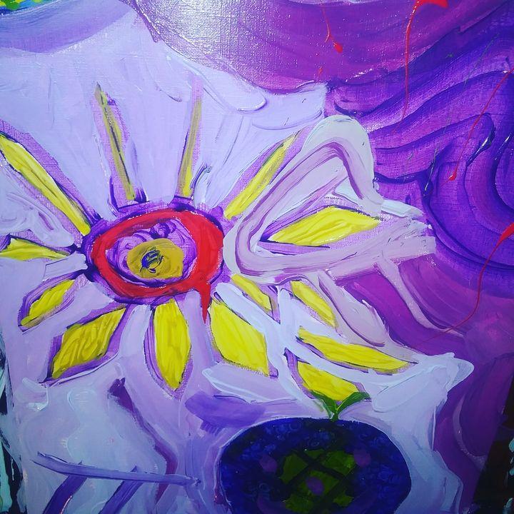 Covd19 - THE purple light