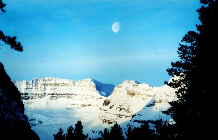 Mountain Moon - Various Photography