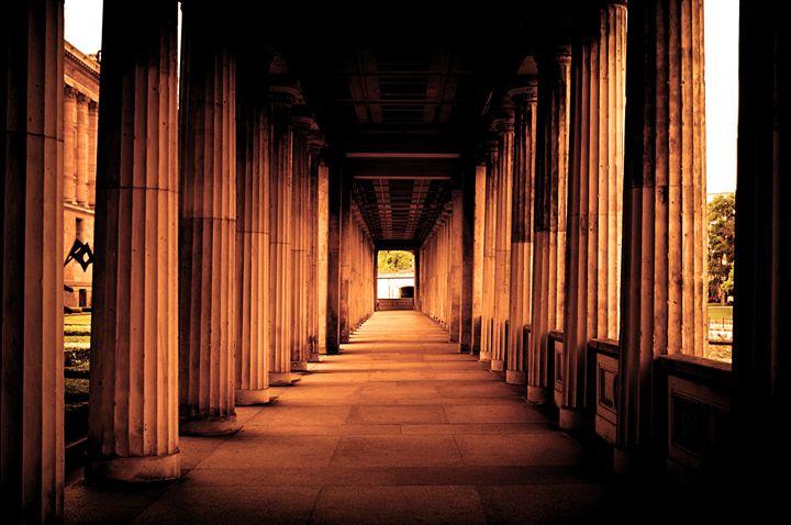 Columns - Various Photography