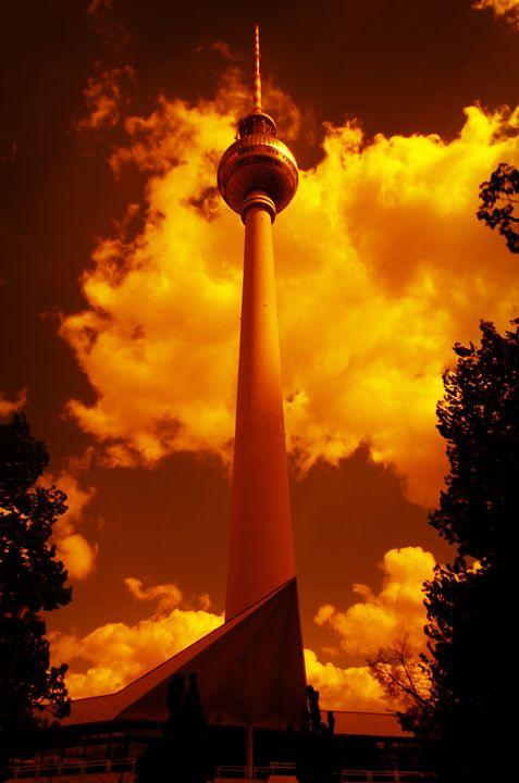 Orange TV Tower - Various Photography