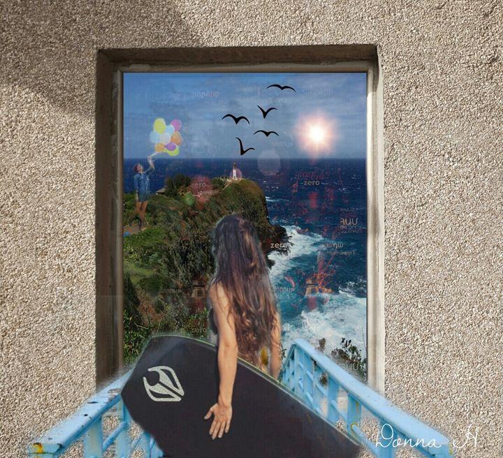 Visiting A Dream - Serenity6400