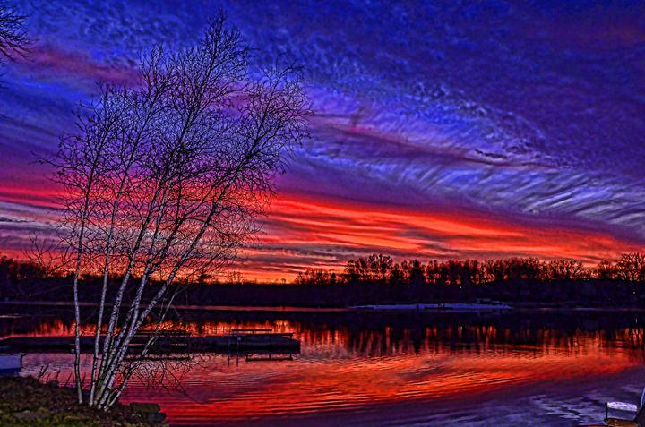 Another winter sunset view - PhotosbyNan