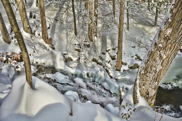 Winter Hike - PhotosbyNan