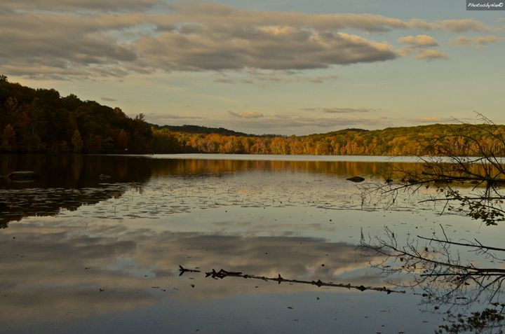Autumn at White Pond - PhotosbyNan