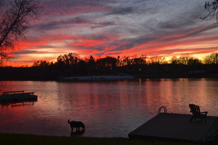 Molly's Sunset - PhotosbyNan