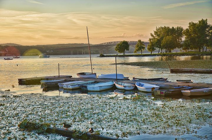 Hudson River - PhotosbyNan