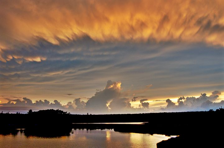 Port Mouton Nova Scotia Sunsetting - PhotosbyNan