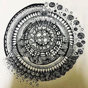 Mandala Art 5 Mandala Art Design Drawings Illustration