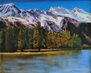 Mountain Color - Jim Willis Fine Art