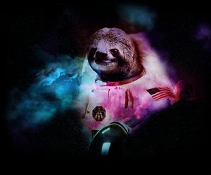 astronaut animal