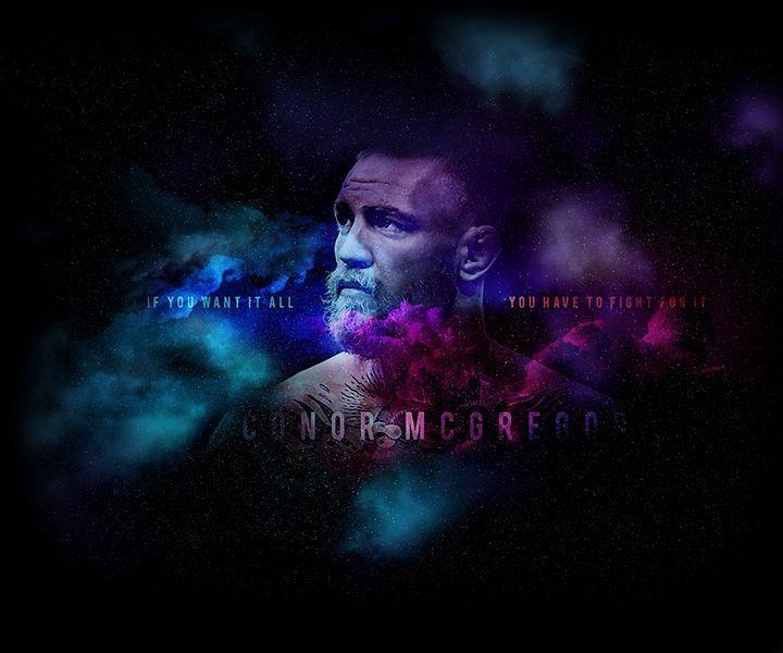 Notorious Conor Mcgregor - johanskywalker