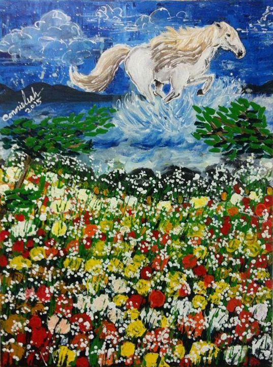 Silver Dreams - Connie Leah's Art