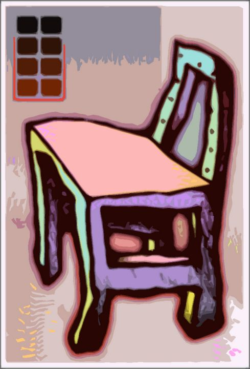 Empty Chair - fOOnOOn.com