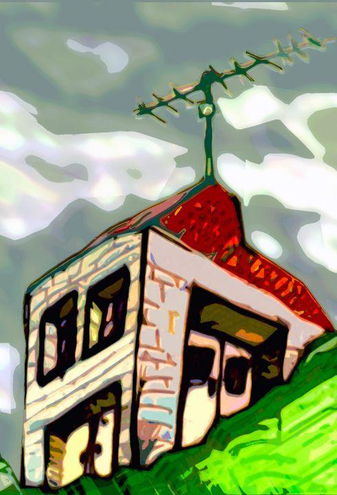 House in Clouds 2 - fOOnOOn.com
