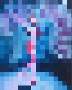 Burlesque_blue - (Y) Ylva Maria Thompson