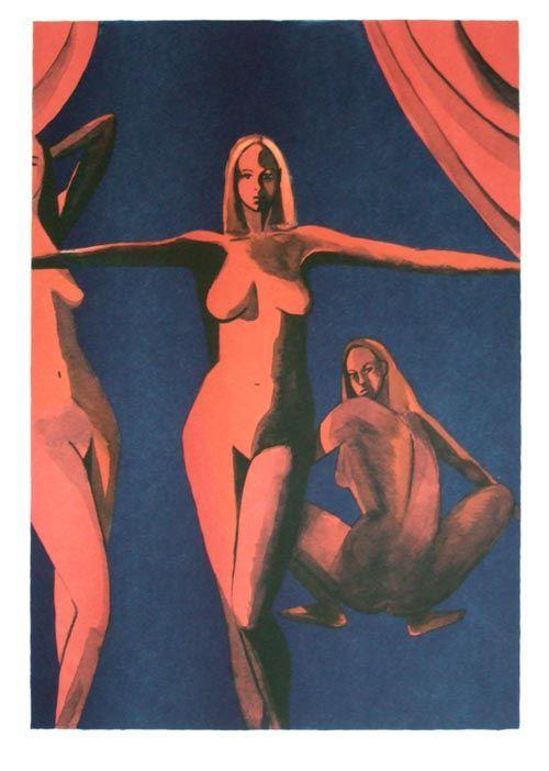 Les Desmoiselles - (Y) Ylva Maria Thompson