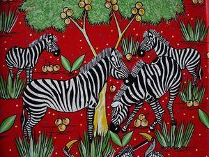 Zebra life