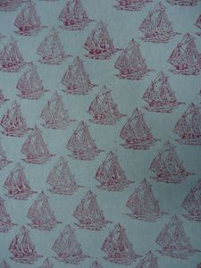 Hand Block Printed Cotton 5 Yard