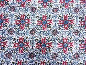 Hand Block Printed Pure Cotton