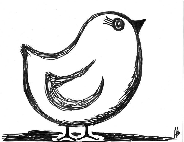 Simple Bird. - Ashes
