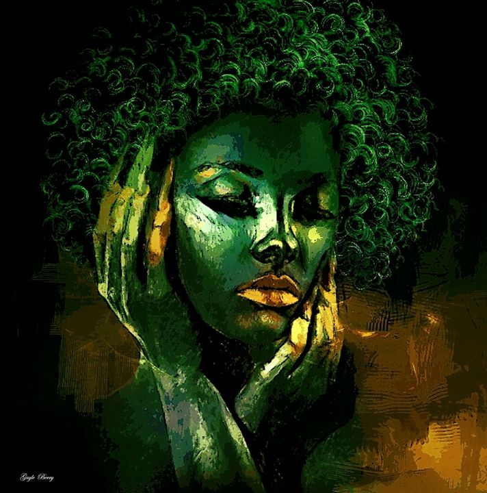 BEAUTY OF ALL COLORS - Gayle Berry