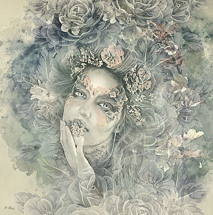 SENSUAL BLOSSOM 064 - Gayle Berry