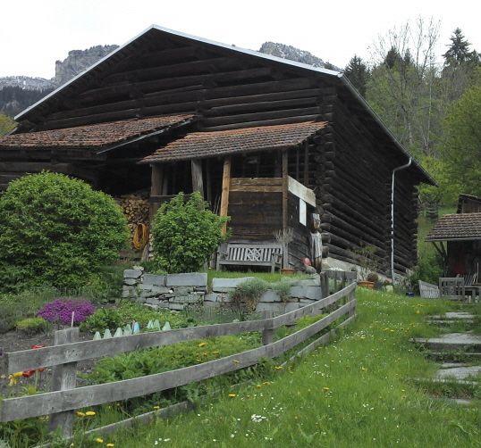 Swiss idyll - Cicaya