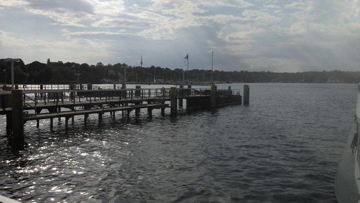 Bridge to new adventures - Cicaya