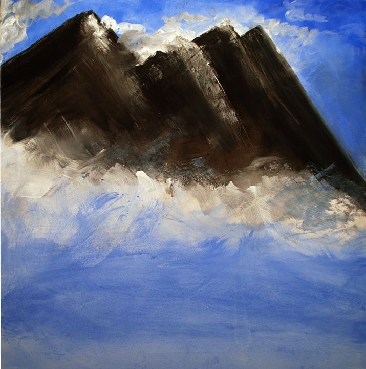 Sky-cliff - Cicaya