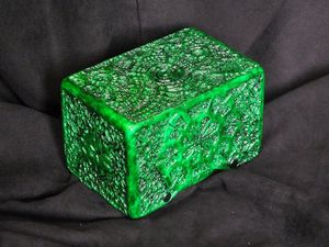 Tempra-Structure Ghost-Green box