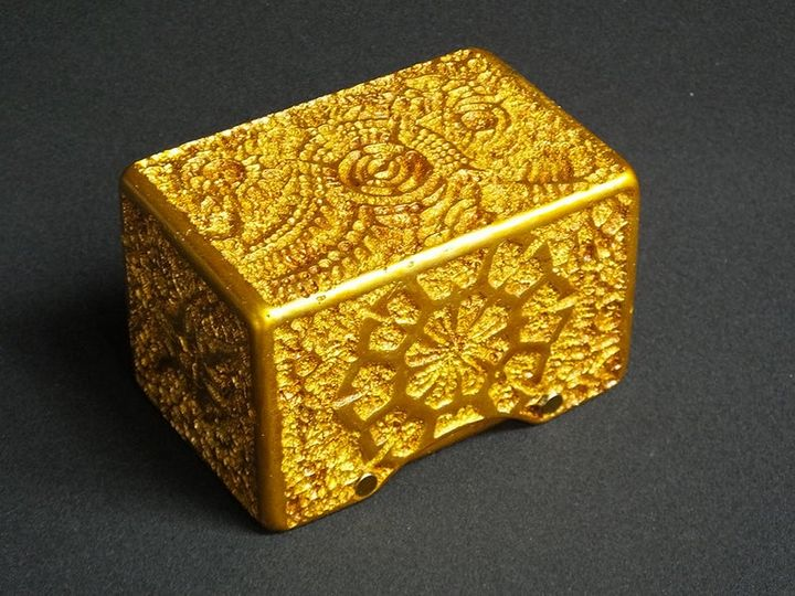 Tempra-Structure Golden-Honey box - DarkMindco