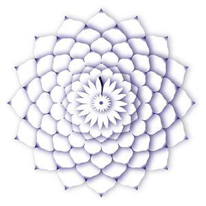 Flower Mandala 8 paths