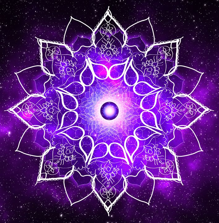 Purple space - First Gate