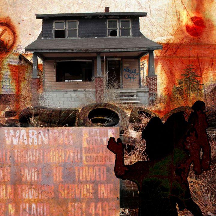 Haunted House - Robert Tidwell's Print Gallery