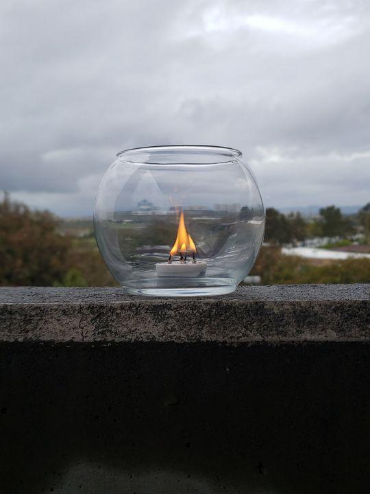 Fire - Robert Tidwell's Print Gallery