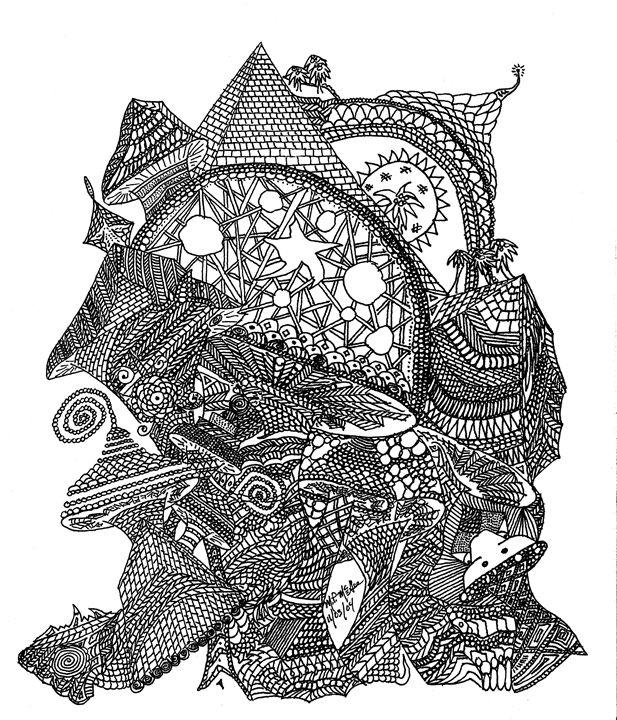 Biosphere - Mickey P. McGee
