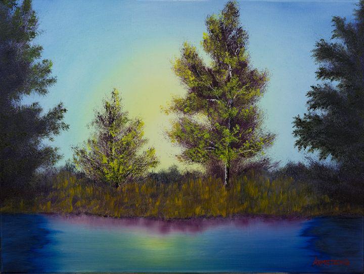 Sunrise - Steve Armstrong Art