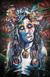 Artista De Los Muertos II