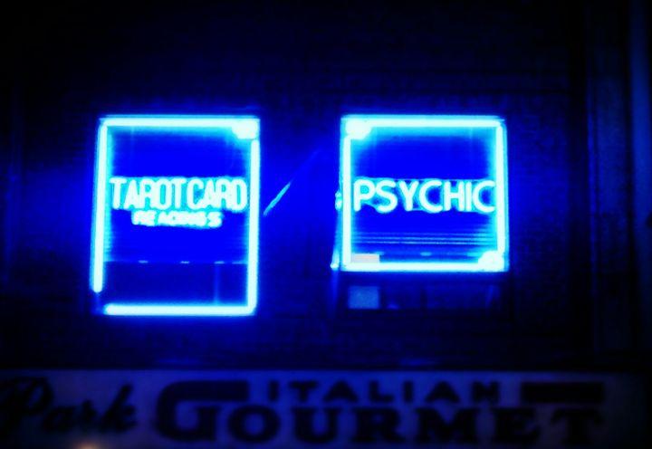 Italian Psychic - Rothrock Studio