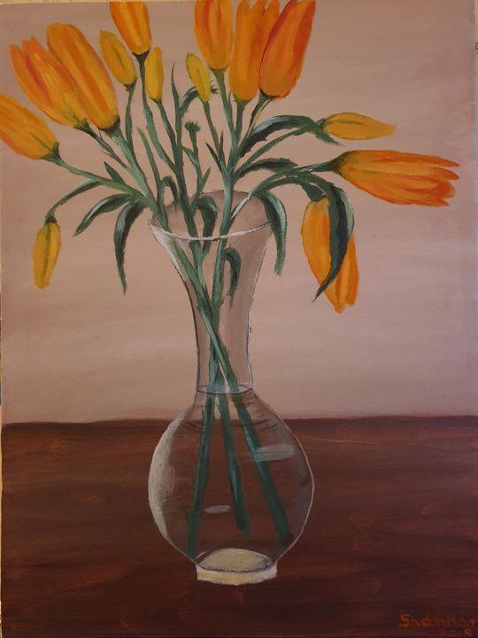 Irises - Shankar Kashyap