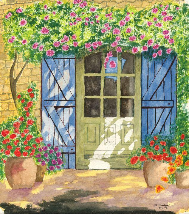 Rose Cottage - Shankar Kashyap