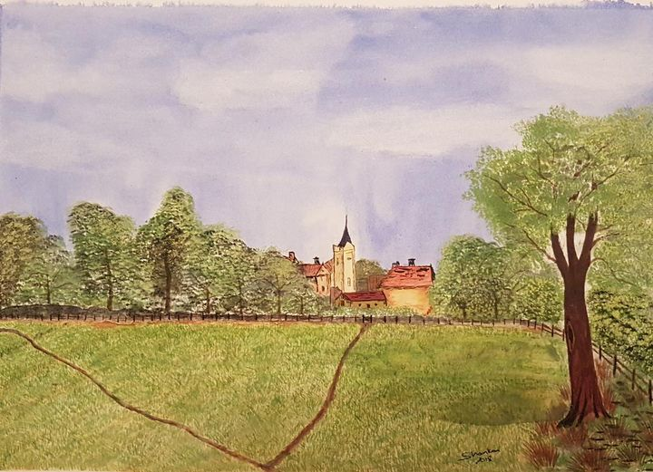 The Village Green - Shankar Kashyap