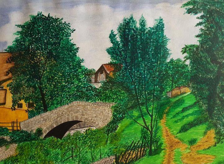 Pila village - Shankar Kashyap