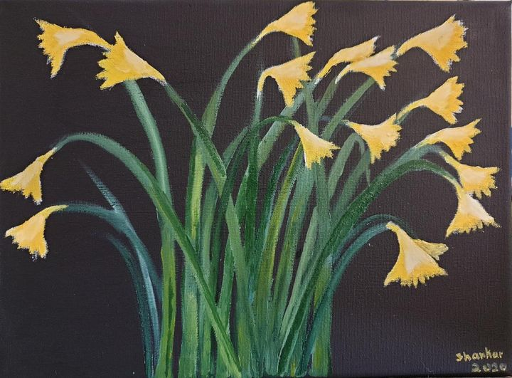Daffodils - Shankar Kashyap