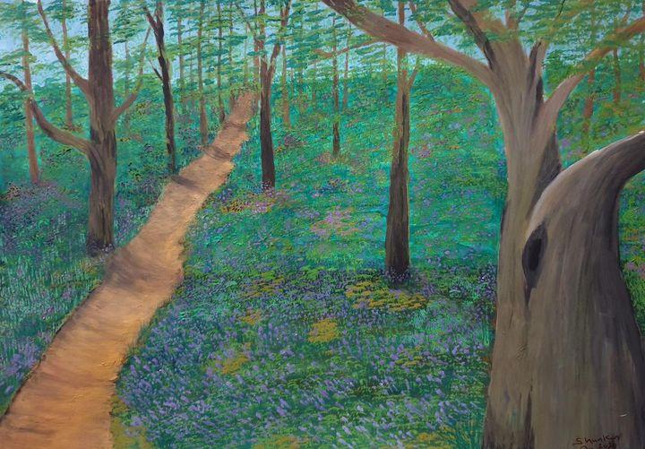 Blurebell Woods - Shankar Kashyap