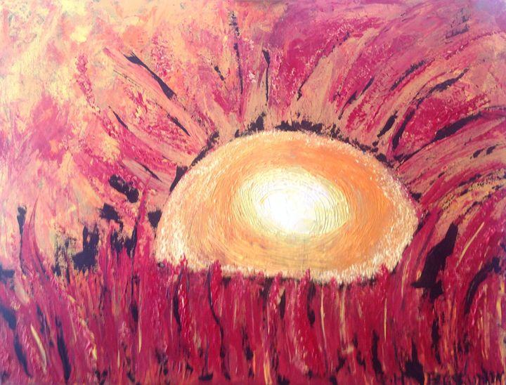 Gods Fire - H.Berumen